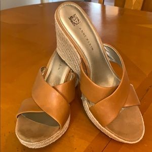 Anne Klein Wedges / NWOT